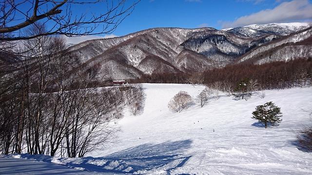 Zaněžené hory