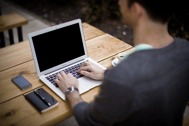 Blogger, písanie